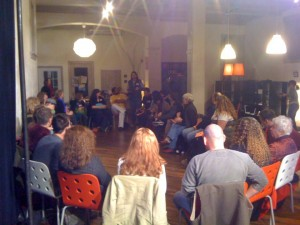 24 Hour Plays: Welcome Meeting