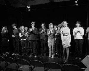 24 Hour Plays: Curtain Call Rehearsal