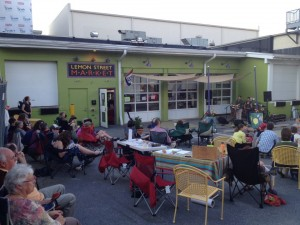 Music Friday Concert @ Lemon Street Market