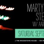 Marty Shaughnessy & Steve Bridgeman House Concert