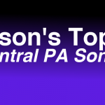 Jason's Top 5 Central PA Songs