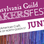 PA Guild of Craftsmen MAKERSfest